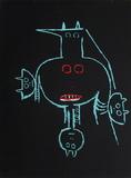 Cité Internationale des Arts Serigrafi (silketryk) af Wilfredo Lam