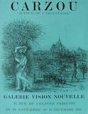 Expo 78 - Vision Nouvelle III Sammlerdrucke von Jean Carzou