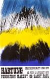 Expo Fondation Maeght Impressão colecionável por Hans Hartung