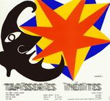 Tapisseries Inédites Reproduction pour collectionneur par Alexander Calder