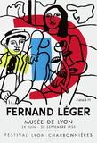 Expo Musée De Lyon Edição premium por Fernand Leger