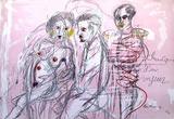 Chronique D'Un Voyeur I Limitierte Auflage von Serge Kantorowicz