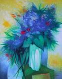 S - Bouquet Bleu Særudgave af Claude Gaveau