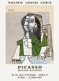 Expo 53 - Galerie Louise Leiris Impressão colecionável por Pablo Picasso