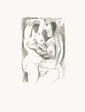 Le Goût du Bonheur 71 Serigrafie von Pablo Picasso