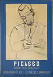 Expo 56 - Berggruen et Cie Impressão colecionável por Pablo Picasso