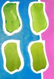Sans titre 1 Edição limitada por Claude Viallat
