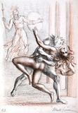 Metamorfosi di Ovidio 04 Collectable Print by Marcello Tommasi