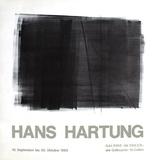Expo Galerie Im Ecker Samlertryk af Hans Hartung