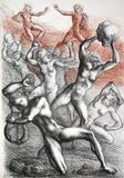 Metamorfosi di Ovidio 11 Collectable Print by Marcello Tommasi
