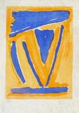 MP 301 Galerie Arta Edizione limitata di Bram van Velde