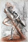 Metamorfosi di Ovidio 03 Collectable Print by Marcello Tommasi