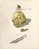 Divine Comedie, Enfer 23: Le SuppIIce Des Hypocrites Samletrykk av Salvador Dalí