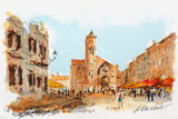 Toulouse I Collectable Print by Urbain Huchet