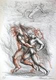 Metamorfosi di Ovidio 12 Collectable Print by Marcello Tommasi