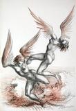 Metamorfosi di Ovidio 06 Collectable Print by Marcello Tommasi