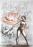 Metamorfosi di Ovidio 09 Collectable Print by Marcello Tommasi