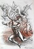 Metamorfosi di Ovidio 10 Collectable Print by Marcello Tommasi