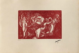 W19 - Courtisanes Limited Edition by Jules Pascin