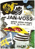 Expo FIAC 85 Samlertryk af Jan Voss