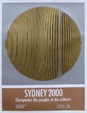 Expo Sydney 2000 Reproduction pour collectionneur par Rafael Jesus Soto