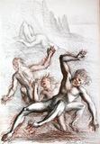 Metamorfosi di Ovidio 07 Collectable Print by Marcello Tommasi
