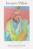 Expo Galerie Louis Carré Samlarprint av Jacques Villon