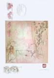 Paysage Fantastique IV Samlarprint av  Lebadang