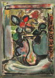 Fleurs II Samletrykk av Georges Rouault