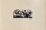W01 - La zone Limited Edition av Jules Pascin