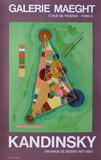 Expo Galerie Maeght Plakat af Wassily Kandinsky