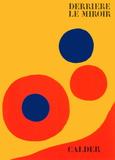 Composition I Reproduction pour collectionneur par Alexander Calder