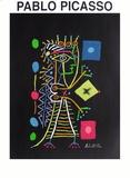 Expo 99 - Galerie Raphaël Posters por Pablo Picasso