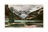 Lake Louise, Alberta, Canada Kunstdrucke