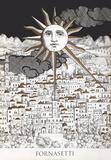 Sole A Geruslemme Premium-Edition von Piero Fornasetti