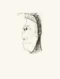 Le Goût du Bonheur 35 Serigrafia por Pablo Picasso