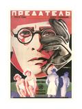 Russian Traitor Film Poster Lámina giclée prémium