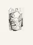 Le Goût du Bonheur 44 Serigrafia por Pablo Picasso