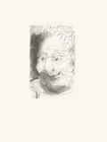 Le Goût du Bonheur 33 Serigrafia por Pablo Picasso