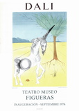 Teatro Museo Figueras 4 Samlertryk af Salvador Dalí