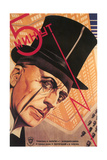 Russian Film Poster Premium Giclee Print