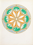Verve - Rosace Collectable Print by Henri Matisse