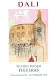 Teatro Museo Figueras 1 Impressão colecionável por Salvador Dalí