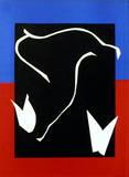 Couverture de Verve II Reproduction pour collectionneur par Henri Matisse
