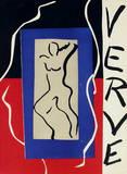 Couverture de Verve I Collectable Print by Henri Matisse