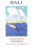 Teatro Museo Figueras 2 Keräilyvedos tekijänä Salvador Dalí