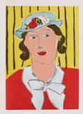 Femme au Chapeau Reproduction pour collectionneur par Henri Matisse