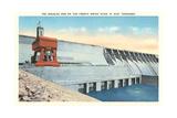 TVA Douglas Dam Posters