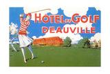 Hotel Du Golf, Deauville Pósters