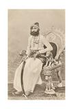 Indian Maharajah Posters
